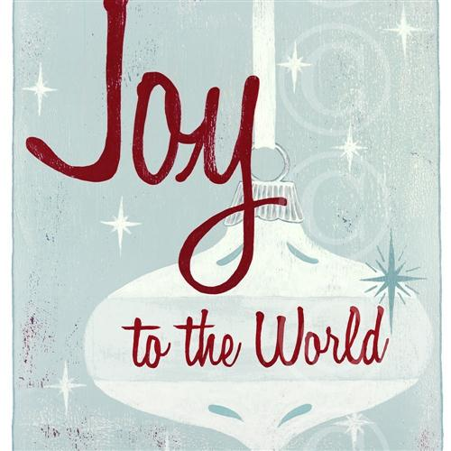 Christmas Carol Joy To The World cover art