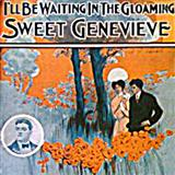 Sweet Genevieve sheet music by George Cooper & Henry Tucker