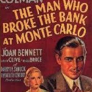 Fred Gilbert The Man Who Broke The Bank At Monte Carlo cover art