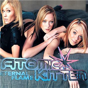 Atomic Kitten Eternal Flame cover art