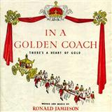 In A Golden Coach sheet music by Ronald Jamieson