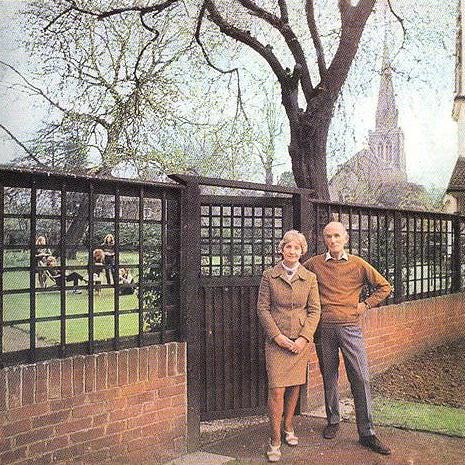 Fairport Convention Who Knows Where The Time Goes cover art