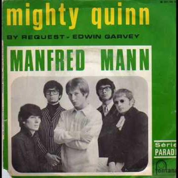 Manfred Mann Quinn The Eskimo (The Mighty Quinn) cover art