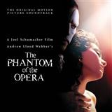 The Phantom Of The Opera sheet music by Andrew Lloyd Webber