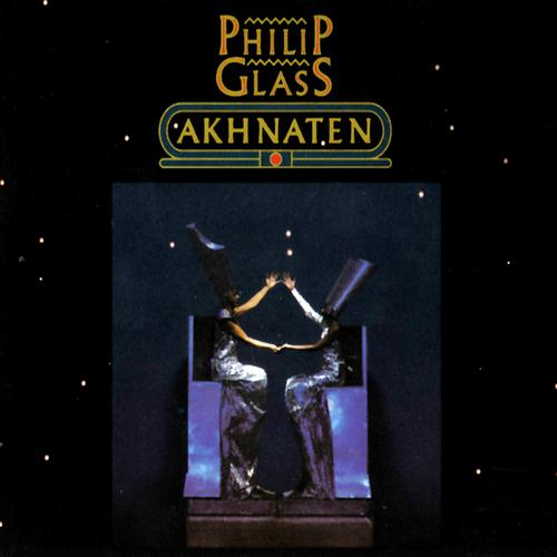 Philip Glass Dance from Akhnaten, Act 2 Scene 3 cover art