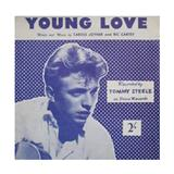 Young Love sheet music by Carol Joyner