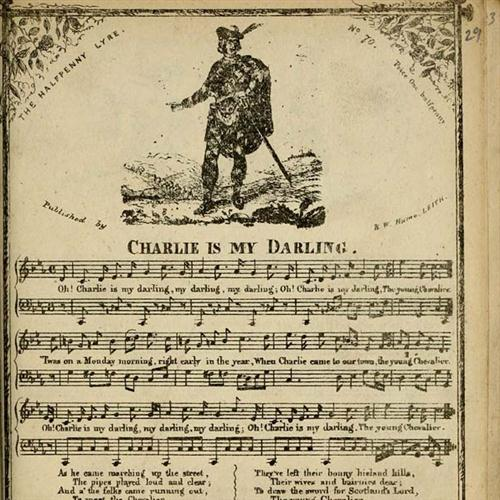 Scottish Folksong O, Charlie Is My Darling cover art