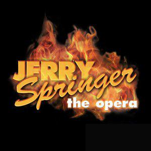 Richard Thomas Fuck You Talk (from Jerry Springer The Opera) cover art
