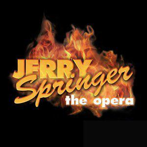 Richard Thomas Jerry Eleison (from Jerry Springer The Opera) cover art