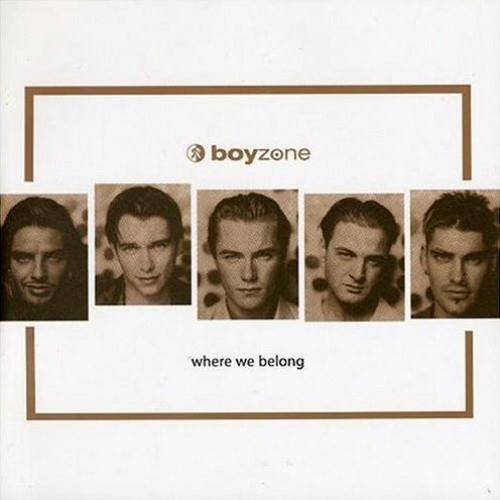 Boyzone Baby Can I Hold You cover art