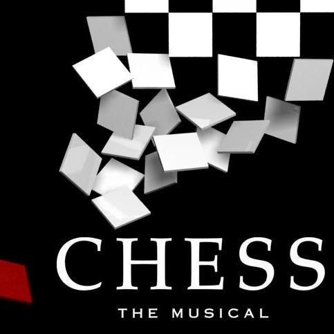 Andersson and Ulvaeus Anthem (from Chess) cover art