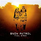 Run sheet music by Snow Patrol