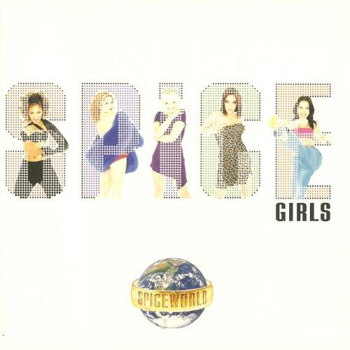 The Spice Girls Spice Up Your Life cover art
