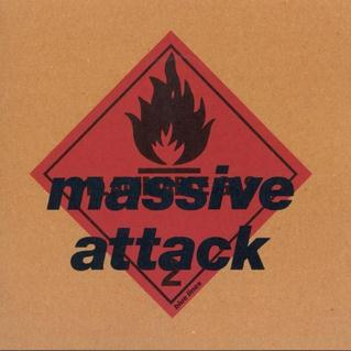 Massive Attack Be Thankful For What You Got cover art