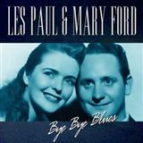 Bye Bye Blues sheet music by Bert Lowe