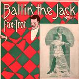 Ballin' The Jack sheet music by Chris Smith