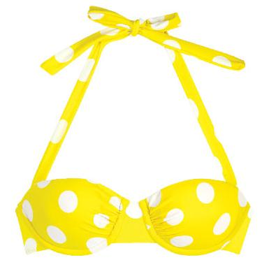 Paul Vance Itsy Bitsy Teenie Weenie Yellow Polka Dot Bikini cover art