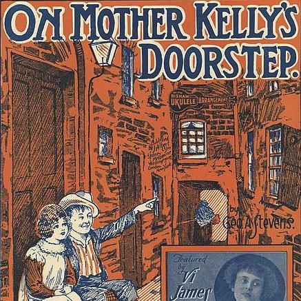 George Stevens On Mother Kelly's Doorstep cover art