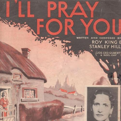 Stanley Hill I'll Pray For You cover art