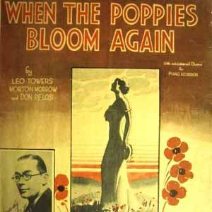 Don Pelosi When The Poppies Bloom Again cover art