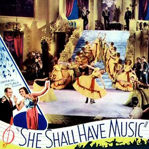 Maurice Sigler She Shall Have Music cover art