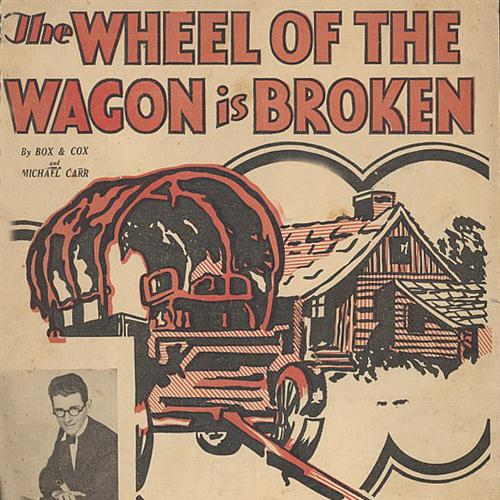 Elton Box The Wheel Of The Wagon Is Broken cover art