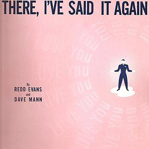 Dave Mann There I've Said It Again cover art