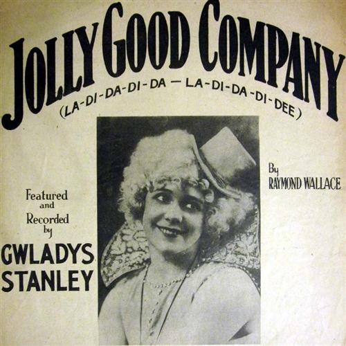 Raymond Wallace Jolly Good Company cover art