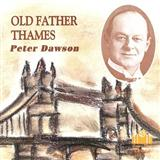 Old Father Thames (Keep Rolling Along ) sheet music by Raymond Wallace