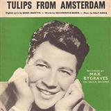 Tulips From Amsterdam sheet music by Gene Martyn