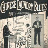 Chinese Laundry Blues sheet music by Jack Cottrell