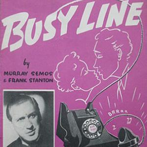 Murray Semos Busy Line cover art