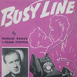 Busy Line sheet music by Murray Semos