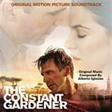 Funeral/Justin's Breakdown (from The Constant Gardener) sheet music by Alberto Iglesias