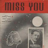 Charlie Tobias:Miss You