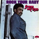 Rock Your Baby sheet music by George McRae
