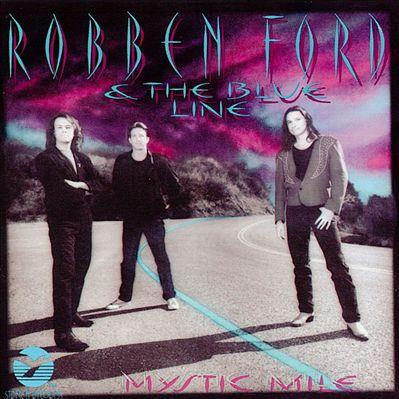 Robben Ford He Don't Play Nothing But The Blues cover art