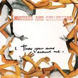 Throw Your Arms Around Me sheet music by Hunters & Collectors