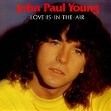 Love Is In The Air sheet music by John Paul Young