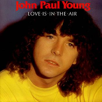 John Paul Young Love Is In The Air cover art