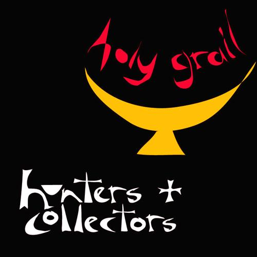 Hunters & Collectors Holy Grail cover art