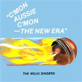 C'mon Aussie, C'mon sheet music by The Mojo Singers