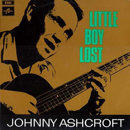 Johnny Ashcroft Little Boy Lost cover art