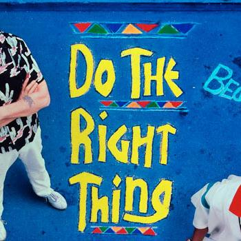 Peter Mitchell Do The Right Thing cover art