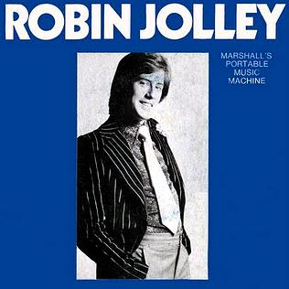 Robin Jolley Marshall's Portable Music Machine cover art