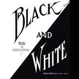 Black And White Rag sheet music by George Botsford