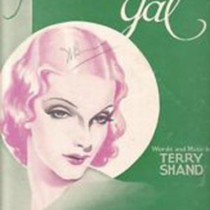 Terry Shand My Extraordinary Gal cover art