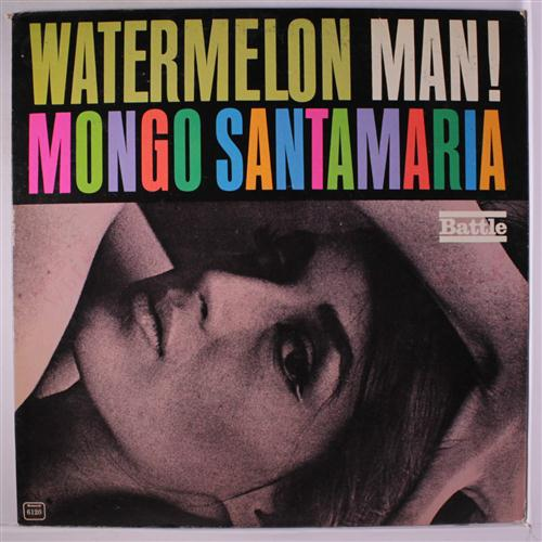 Mongo Santamaria Watermelon Man cover art