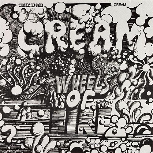 Cream White Room cover art