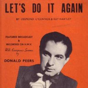 Ray Hartley Let's Do It Again cover art